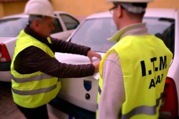 ITM Neamț: controale la transportatorii rutieri – 54 firme verificate, 6 amenzi în cuantum de 8.500 lei