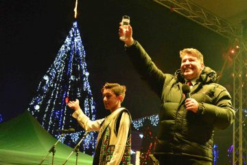 """Laurențiu Dan Leoreanu: """"În prag de An Nou, rămân cu gândul, vorba, sufletul și fapta lângă romașcanii mei!"""""""