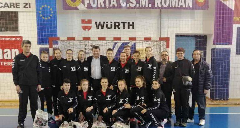 Ne mândrim cu sportivii noștri! Activitate susținută a Clubului Sportiv Municipal Roman pentru descoperirea valorilor locale