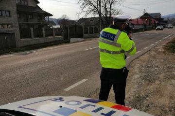 """Acțiune de amploare a polițiștilor rutieri din Neamț: radarele neinscripționate au făcut """"victime"""""""
