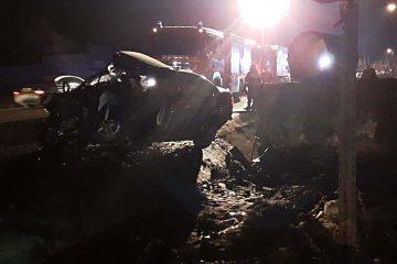 Tânărul care a murit în accidentul de la Traian, pe E 85, era din Gherăești. Cum s-a produs evenimentul rutier