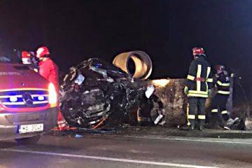De ultimă oră: accident rutier mortal, la Traian