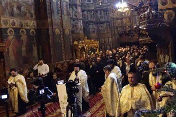 Slujba Anului Nou la Arhiepiscopia Romanului și Bacăului