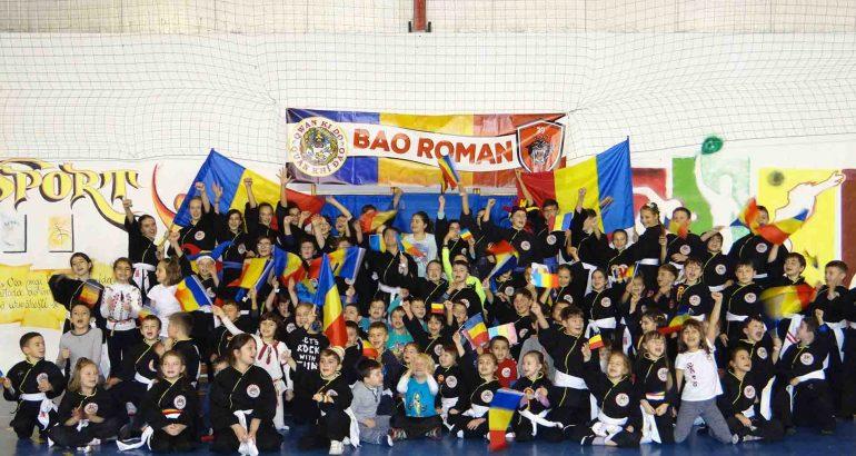 La mulți ani Clubului BAO Roman – 30 de ani de Qwan Ki Do, în Roman