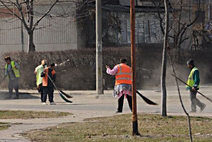 Este de muncă și în 2020 pentru beneficiarii de ajutor social, din Roman