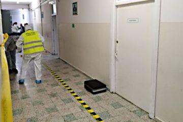Neamț: directoarea de îngrijiri a Spitalului Județean de Urgență a fost omorâtă de soțul ei, în cabinetul din spital