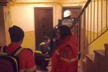 Astăzi, la Roman: Din păcate, medicul de pe ambulanța SMURD TIM a constatat decesul