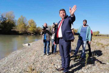 """Lucian Micu: """"Este o stare de urgență. Trebuie acționat pentru ca toți romașcanii să aibă apă! Voi monitoriza atent lucrările"""""""