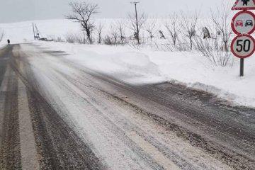 Ninsori în zona Moldovei; temperaturile scad și se anunță viscol