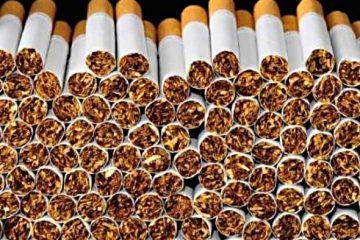 Acțiune amplă a polițiștilor Secției Dulcești, la Horia: au fost confiscate…6 pachete de țigări
