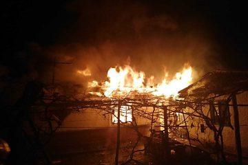 Tragedie, aseară, la Cordun: o locuință a luat foc
