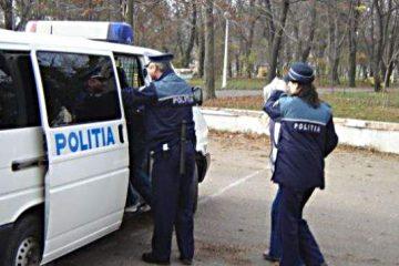 Trei tineri au fost reținuți de polițiștii din Roman, pentru tâlhărie