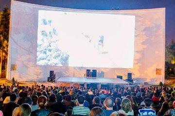 Romașcanii vor avea cinematograf în aer liber