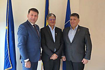 """Laurențiu Leoreanu: """"Muncim și ne implicăm, cu răbdare și tact, pentru mai bine și mai mult pentru romașcani!"""""""