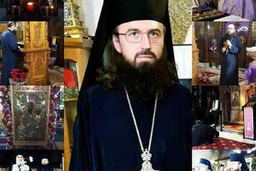 Doi ani de la plecarea în Ceruri a Arhimandritul Antonie Jeflea, de la Mănăstirea Giurgeni