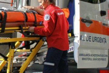 Ambulanța Neamț: bărbat mort, la Petricani și două accidente rutiere cu victime, la Brusturi și Piatra Neamț