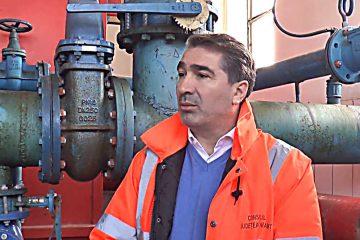 """Fapte nu vorbe! Ionel Arsene: """"Am rezolvat problema apei de la Roman. Romașcanii vor avea apă non stop"""""""