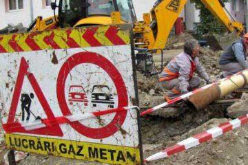 Se va extinde rețeaua de gaze naturale pe mai multe străzi, din Roman