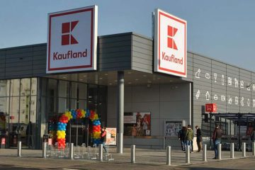 Kaufland va deschide un nou supermarket, la Roman. Au început lucrările