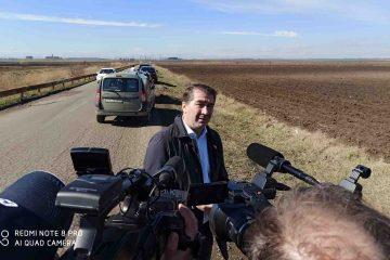 """Ionel Arsene: """"Cum să repar Artera Ocolitoare Roman Est? Turnând asfalt prin grădinile oamenilor?"""""""