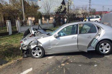 Astăzi, în Neamț: accident rutier cu o victimă
