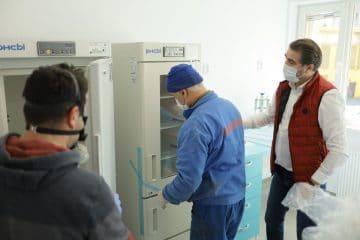 Aparat de testare moleculară PCR la Spitalul de Urgență Piatra Neamț, cu fonduri de la bugetul județului
