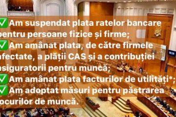 """Deputat Alexandru Rotaru: """"Am adoptat o serie de legi, inițiate de PSD, ce prevăd măsuri esențiale pentru toți românii"""""""