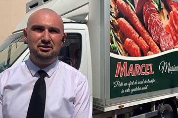 Firma MARCEL a dăruit preparate din carne în valoare de 10.000 de Euro. Proiect coordonat de Andreea Marin