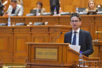 """Iulian Bulai: """"Amenzile trebuie plafonate la venitul lunar! Vrem ca românii să respecte regulile, nu să tremure de frica polițiștilor!"""""""