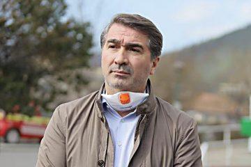 """Ionel Arsene: """"Printre vizitele pe șantierele din județ, mi-am făcut timp să le răspund întâilor liberali ai județului!"""""""