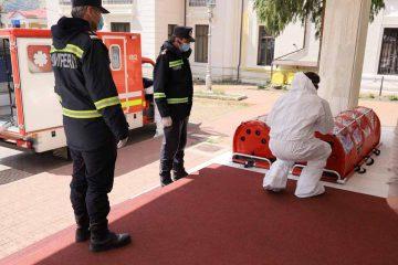 Niciun caz nou de îmbolnăvire în Neamț.  Până astăzi, 13.426 de persoane au fost declarate vindecate
