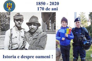 La mulți ani, Jandarmeria Română! 3 aprilie 2020 – de 170 de ani suntem acolo unde este nevoie de noi!