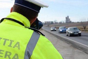 Acțiune amplă a polițiștilor nemțeni: în cinci ore, au fost reținute 21 de permise de conducere