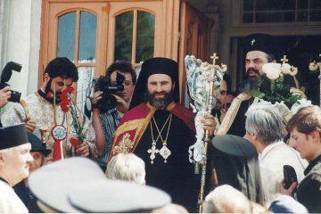 20 de ani de când arhimandritul Ioachim Giosanu a fost hirotonit arhiereu vicar – Ioachim Băcăuanul