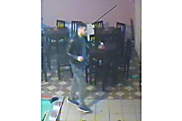 Neamț: căutat pentru furt. A fost filmat când fura geanta unei femei