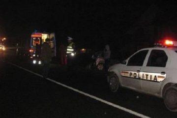 În această dimineață: accident rutier pe E85, pe raza comunei Săbăoani