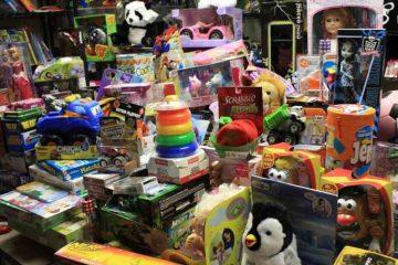 Inspectorii Protecției Consumatorilor au depistat mai multe nereguli la comercianții de jucării din Neamț