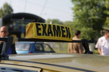 Când se va relua examinarea auto – comunicat oficial de la DRPCIV