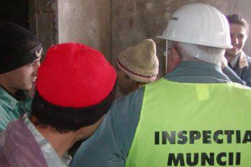 ITM Neamț: controale la firmele de construcții și la cele din domeniul întreținerii și reparării autovehiculelor