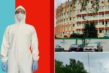 E.ON este alături de cei din linia întâi. Spitalul Județean Piatra Neamț primește combinezoane de protecție