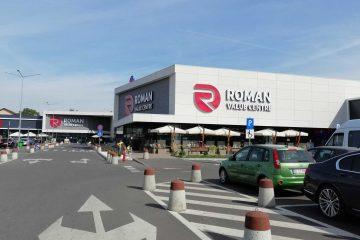 După ultimele prevederi, toate magazinele de la Roman Value Centre se vor deschide, cu două excepții