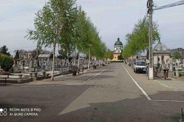 Veste bună pentru romașcani! Se va permite accesul în cimitirele din Roman, cu declarație