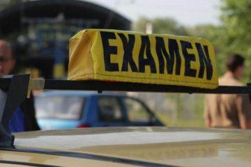 Din 2 iunie, se va relua activitatea de examinare la proba practică pentru obținerea permisului de conducere