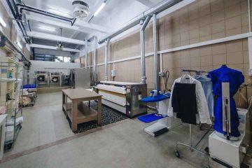 S-a deschis Spălătoria Textilă ECO Phoenix Roman
