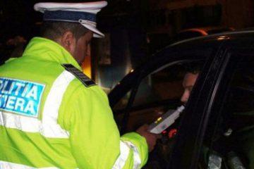 Neamț: Depistați de polițiști sub influența alcoolului și a substanțelor psihoactive la volan