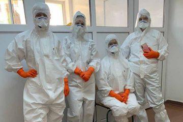 La Spitalul Roman au fost efectuate până acum 2000 de teste pentru depistarea infecțiilor cu COVID-19