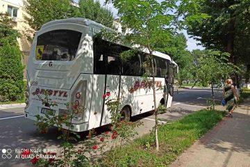 PRISTYL asigură transport local gratuit, în anul 2020, pentru elevii din Roman, pe toate traseele din municipiu