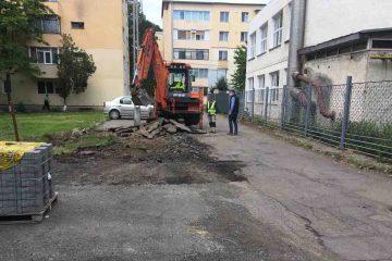 """Lucian Micu: """"Suntem într-o perioadă în care în mai multe zone ale orașului se fac lucrări!"""""""