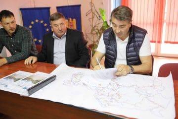 Președintele Consiliului Județean Neamț a dat startul modernizării infrastructurii rutiere între Moldova și Ardeal