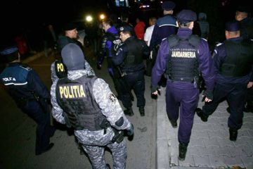 Neamț: Scandal și bătaie pentru…pământ. Au intervenit luptătorii Serviciului de Acțiuni Speciale